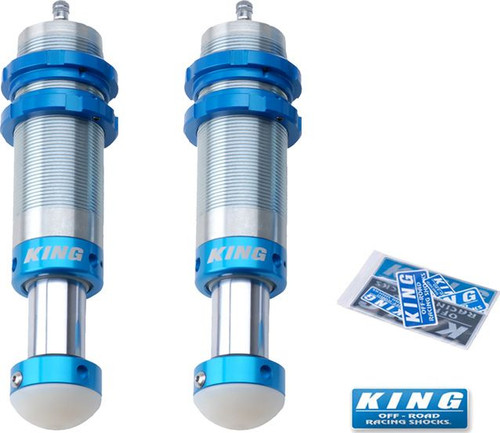 King Hydraulic Bump Stops for Jeep JK