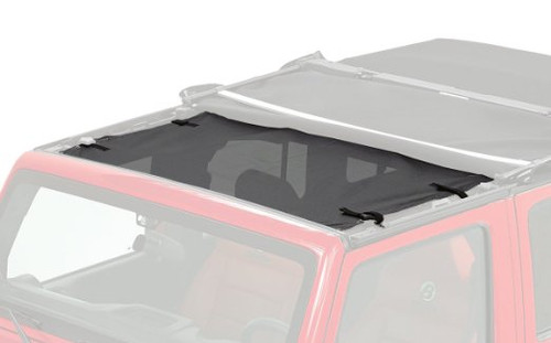 Bestop Safari Style Sun Bikini for Jeep JK 4 Door 2007-2016
