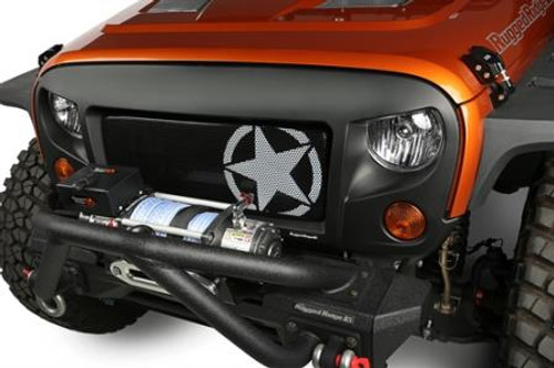 Rugged Ridge Spartan Star Grill Insert