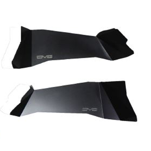 Rear Inner Fender Liners for Jeep JK