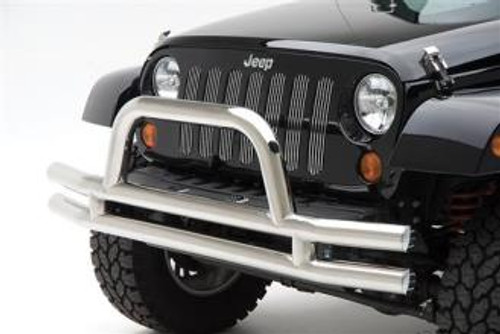 Smittybilt Billet Grill Inserts for Jeep JK