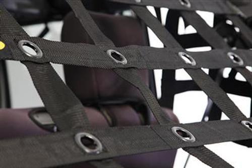 Close Up of Nylon Webbing