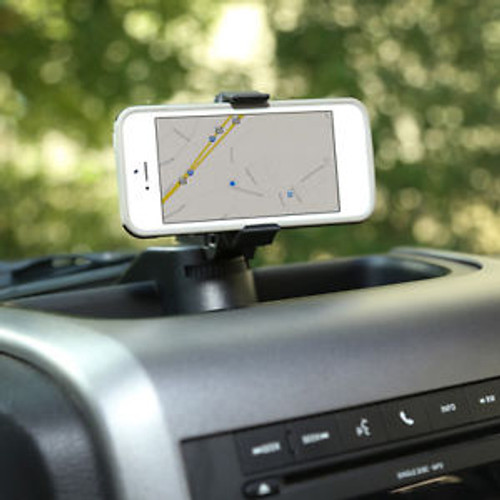 Rugged Ridge Dash Multi-Mount Phone Kit for JK 2011+