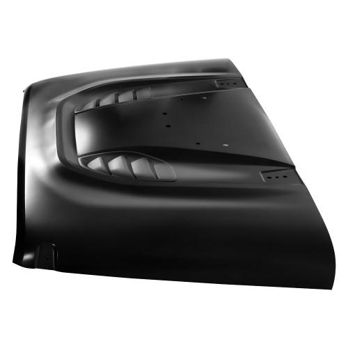 Smittybilt 76400 SRC Stingray Vented Hood for Jeep Wrangler JK 2007-2016