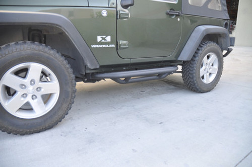 DV8 Offroad SR-3 Rocker Guard/Slider for Jeep JK 2 Door