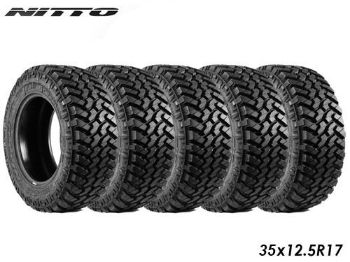 Offroad Elements NIT35SP Nitto Trail Grappler Package. Set of 5 35 12.5 R17