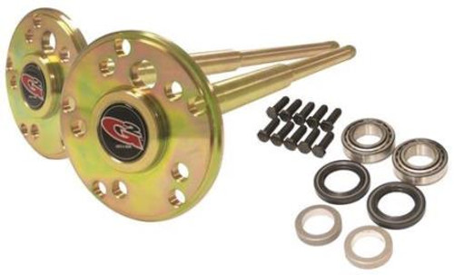 G2 Axle & Gear G/2196-2052-002 Placer Gold Chromoly Axle Kit for Jeep Wrangler JK 2007-2016