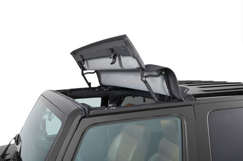 Bestop Sunrider in Twill for Factory Hardtop for JK