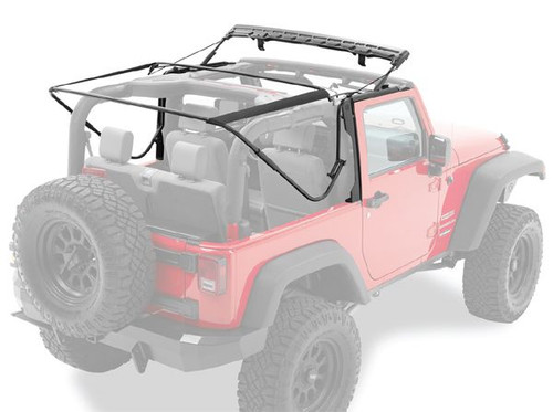 Bestop Factory Style Bow Kit for JK 2 Door with SuperTop NX