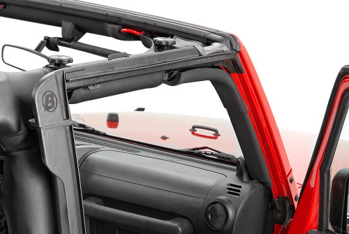 Bestop Door Surround Kit for Jeep JK 2 Door