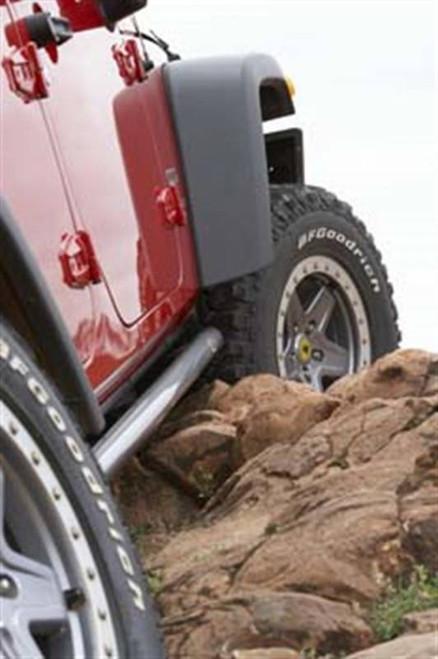 ARB Rock Slider Side Rails for Jeep Wrangler JK 4 Door