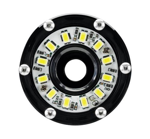 "KC Hilites 1350 White 2"" Cyclone Round LED Light"