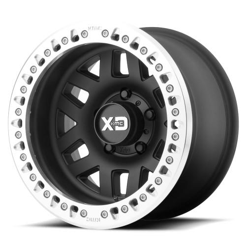 KMC Machete Beadlock Wheel in 17x9 5on5 Bolt Pattern