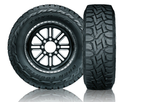 """Toyo Tire Open Country RT- For 16"""" Rim"""