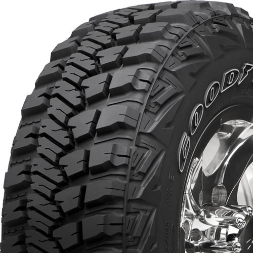 "Goodyear Wrangler MT/R with Kevlar Tire- For 17"" Rim"