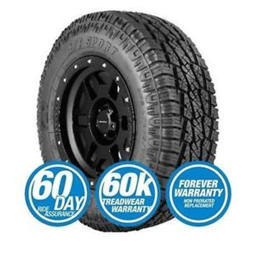 "ProComp A/T Sport Tire- for 15"" Rim"