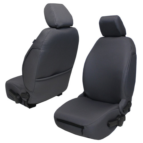 Bartact Base Line Performance Front Seat Covers- Pair (Wrangler JK 2013-2018)