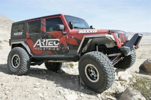 Artec Industries A/IJK2107 Front Inner Fender Kit for JK