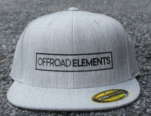 Offroad Elements Next Gen Snap Back Hat