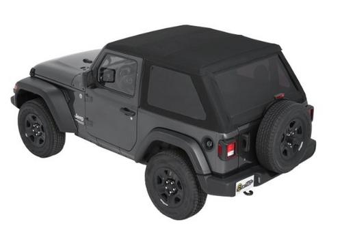 Bestop 56862-35 TrekTop NX Soft Top for 2 Door Jeep Wrangler JL 2018+