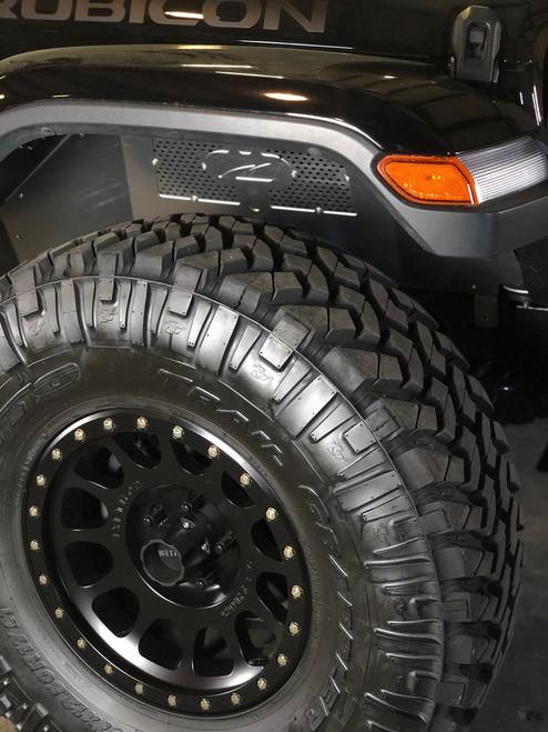 Motobilt MB1097 Front Inner Fenders for Jeep Wrangler JL 2018+