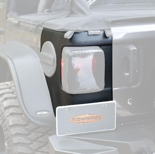 Bushwacker 14084 Trail Armor Corner for Jeep Wrangler JL 2018+