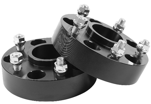 """G2 Axle & Gear 93-73-175M 1.75"""" Wheel Spacer Kit for Jeep Wrangler JL 2018+"""