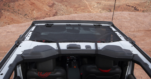 Rugged Ridge 13579.73 Hardtop Eclipse Sun Shade for Jeep Wrangler JL & Gladiator JT 2018+