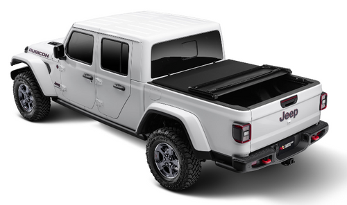 Rugged Ridge 13550.21 Armis Soft Folding Bed Cover for Jeep Gladiator JT 2020+