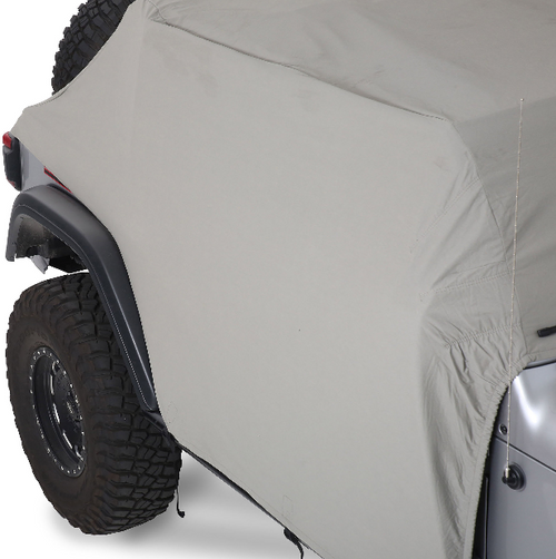 Smittybilt 1071 Cab Cover for Jeep Wrangler JL 4 Door 2018+