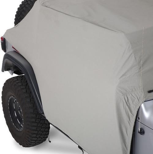 Smittybilt 1071 Cab Cover for Jeep Wrangler JL 4 Door 2018+