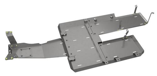 Motobilt MB1099 Skid Plate System for Jeep Wrangler JL 4 Door 3.6L