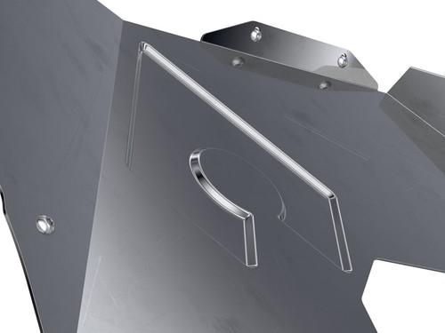 Artec JL5107 Front Inner Fenders- Solid for Jeep Wrangler JL 2018+