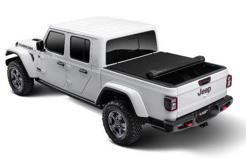 Rugged Ridge 13550.23 Armis Hard Rolling Bed Cover for Jeep Gladiator JT 2020+