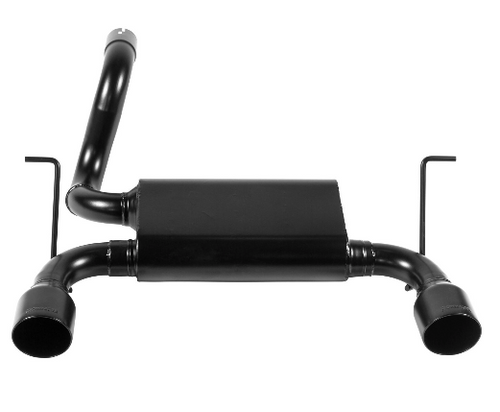Flowmaster 817804 Force II Dual Axle Back Exhaust for Jeep Wrangler JL 3.6L 2018+