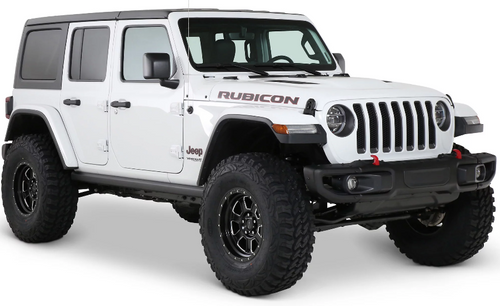 "Rubicon Express JL7134E 2"" Spacer Lift with Shock Extensions for Jeep Wrangler JL 2018+"