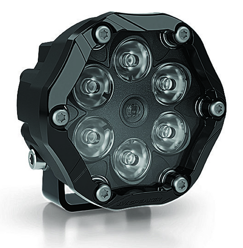 JW Speaker 0555353 Trail 6 LED Light Pair