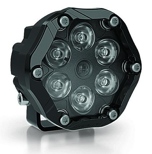 JW Speaker 0555353 Trail 6 LED Light Pair