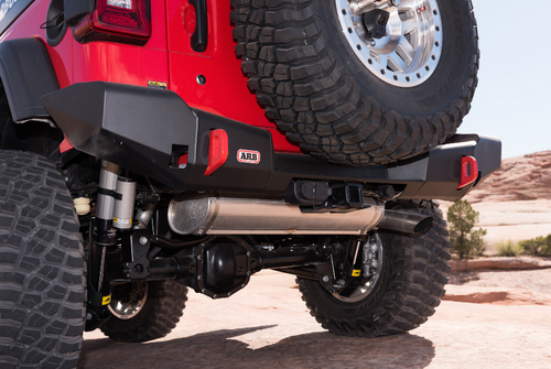 ARB 5650380 Rear Bumper for Jeep Wrangler JL 2018+