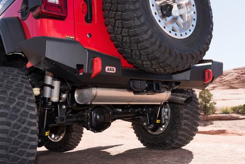 ARB 5650380 Rear Bumper for Jeep Wrangler JL 2018+