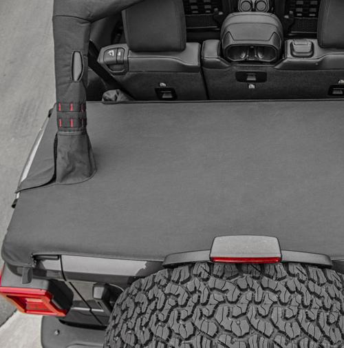 Smittybilt 771335 Tonneau Cover for Jeep Wrangler JL 4 Door Unlimited 2018+