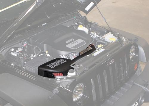 Banks Ram-Air Intake System (Wrangler JK 2012-2018)