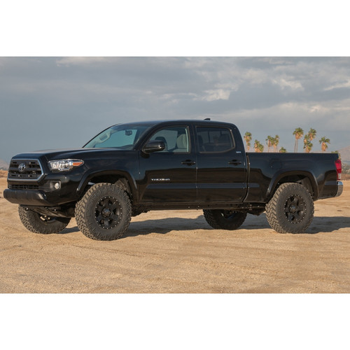 "ICON Vehicle Dynamics K53004 0-2.75"" Stage 4 Billet Suspension for Toyota Tacoma Gen 3 2016+"