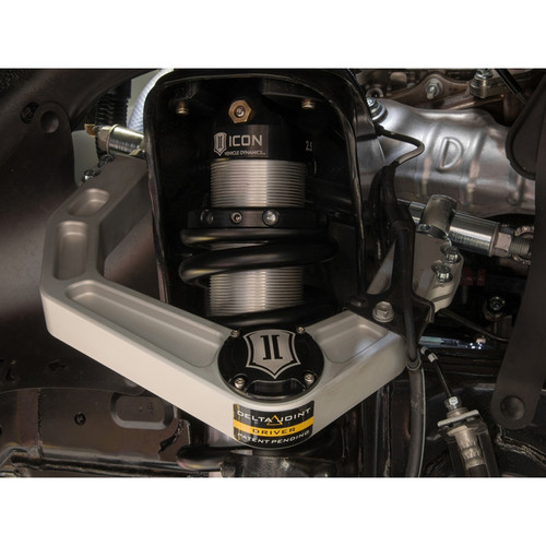 ICON Vehicle Dynamics 2005-UP Toyota Tacoma Delta Joint Billet Aluminum Upper Control Arm Kit (ICN-5855ODJ)