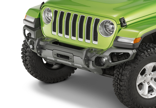 Rugged Ridge 11549.42 Venator Front Bumper for Jeep Wrangler JL & Gladiator JT 2018+