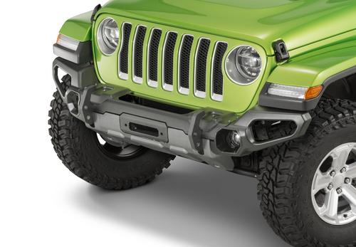 Rugged Ridge 11549.42 Venator Front Bumper for Jeep Wrangler JL & Gladiator JT 2018+
