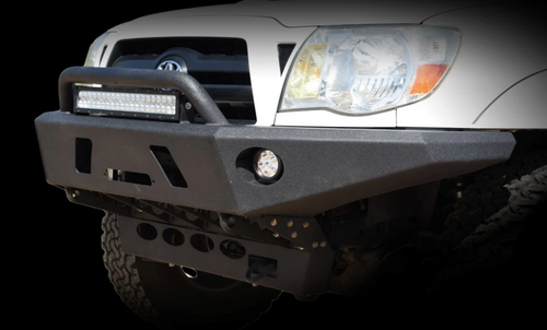 DV8 Offroad FBTT1-01 Front Bumper for Toyota Tacoma 2005-2015