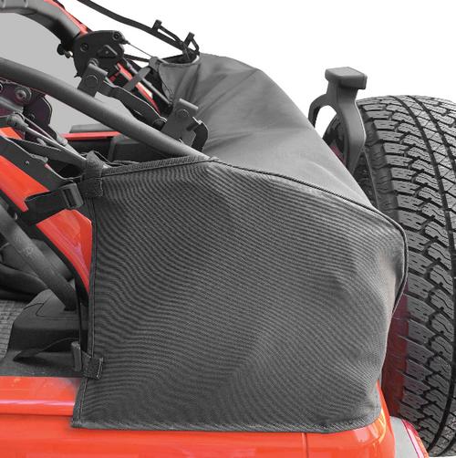 Smittybilt 700235 Soft Top Storage Boot for Jeep Wrangler JL 2018+