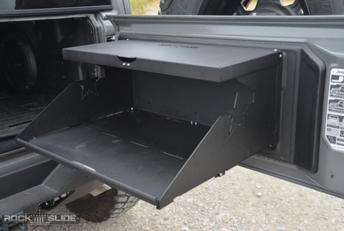 Rock Slide Engineering AC-TB-200 Tailgate Table for Jeep Wrangler JK & JL 2007+