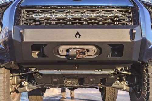 Artec TY7002 5th Gen Venture Front Bumper- No Light Cutouts for Toyota 4Runner 2014-2019